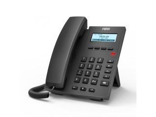 Новые IP-телефоны – Fanvil X1 и Fanvil Х1P!