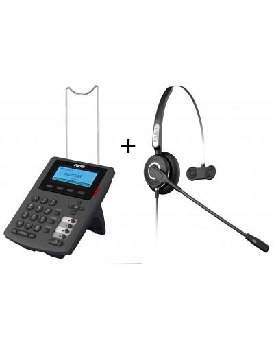 Комплект Fanvil C01-HT101 телефона с гарнитурой
