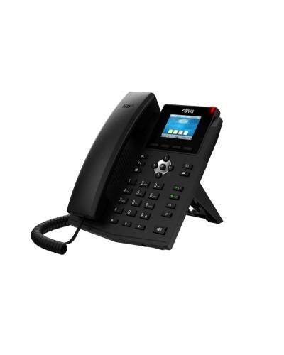 Fanvil X3SW - WiFi IP-телефон, 2 SIP-аккаунта, HD аудио, цветной дисплей